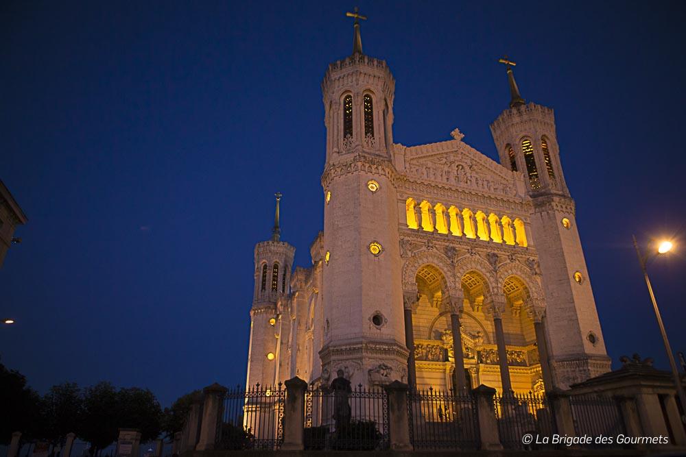 Basilique Notre Dame de Fouvière