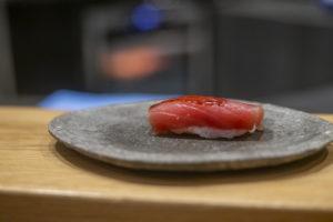 Sushi gravlax de canard