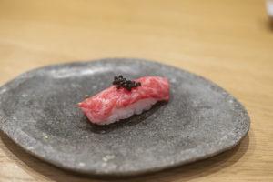 Sushi bœuf Waggyu