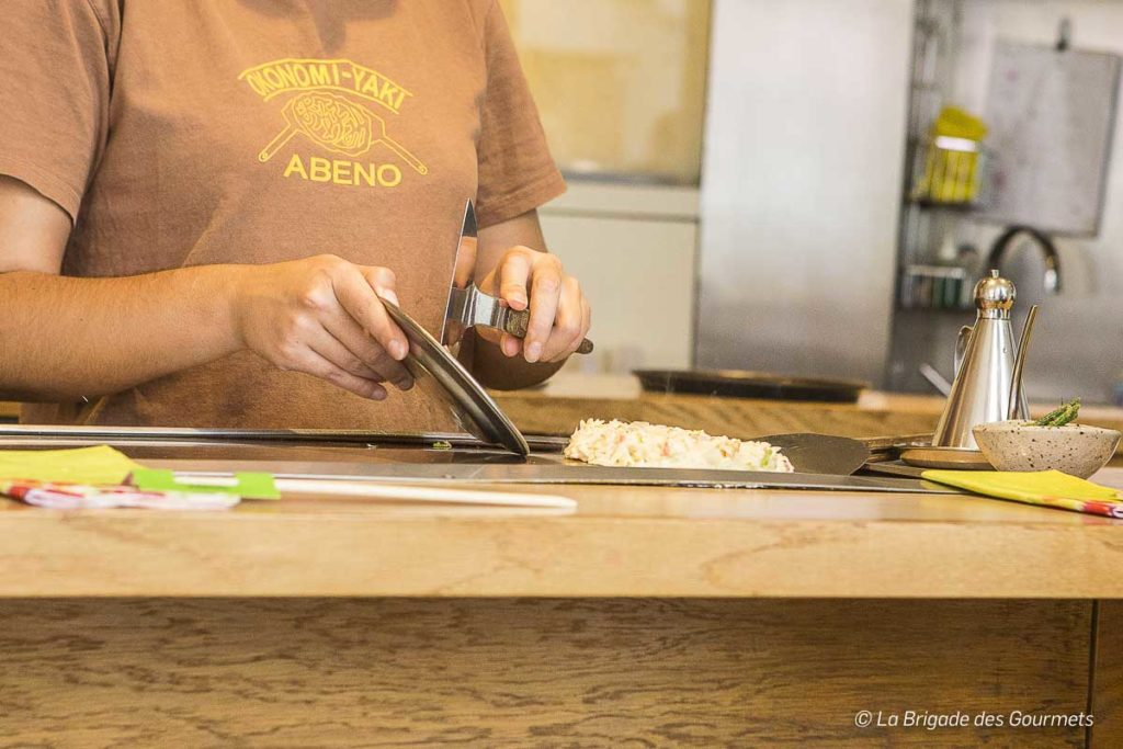 Abeno restaurant