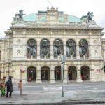 L'opéra de Vienne